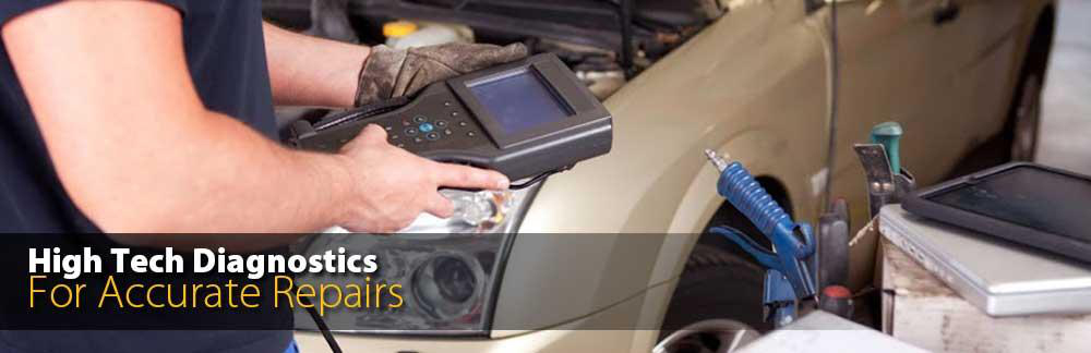 High Tech Diagnostics for Accurate Repairs